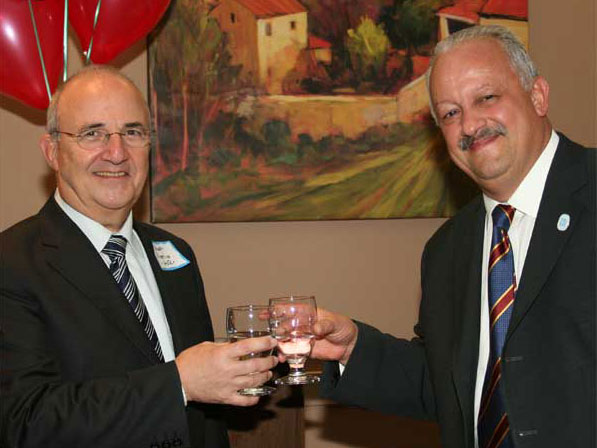CSI celebrated a quarter-century of offering study abroad programs in Italy.