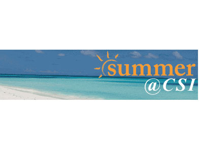 College Of Staten Island Summer  Courses