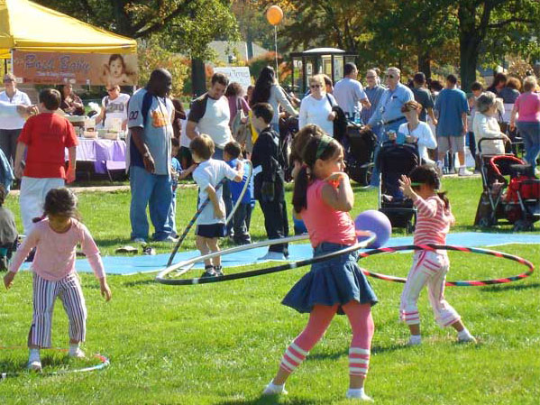 More than 10,000 people flocked to CSI, raising over $12,000 for the CSI Breast Cancer Initiative