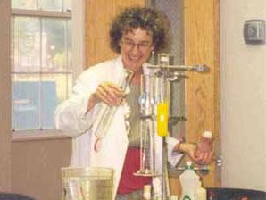 Myra Hauben, Assistant Prof of Chemistry at CSI, has received the 70th Oscar Foster Award.