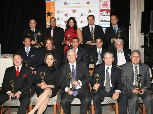 President Morales was honored at the 7th Annual Latino Trendsetter Awards and Scholarship Gala.