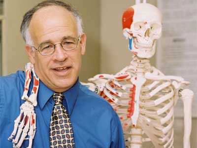 The Chinese Olympic Committee invited Jeffrey Rothman, Chair of the Dept of Physical Therapy.