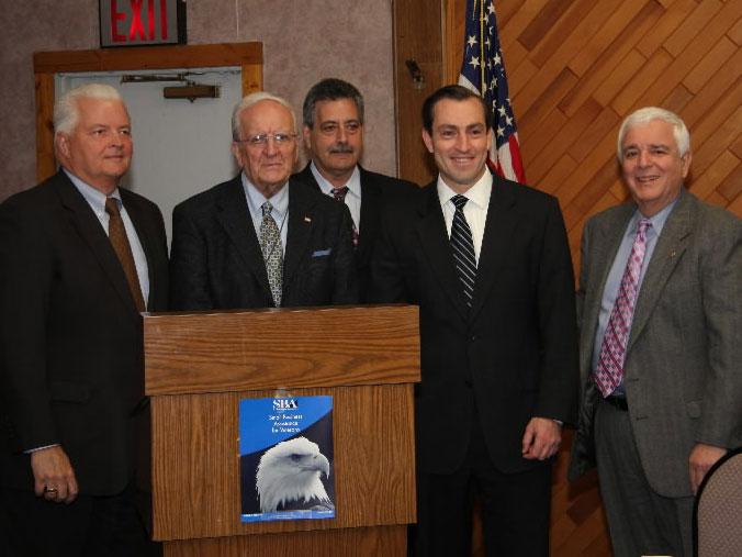 CSI's Small Business Development Center (SBDC) co-sponsored a Veterans Resource Day.