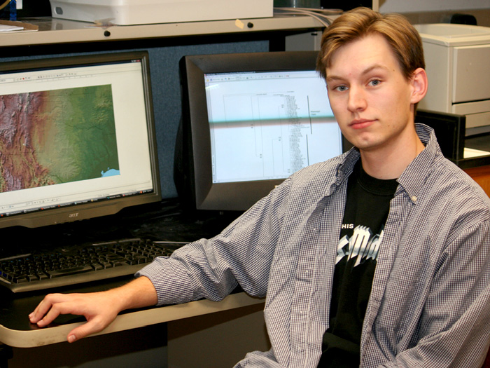 Former CSI/CUNY graduate student Alex Pyron has received a National Science Foundation grant.