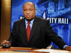 Dominick Carter from NY1 News will be a keynote speaker at this year's Leadership Conference.
