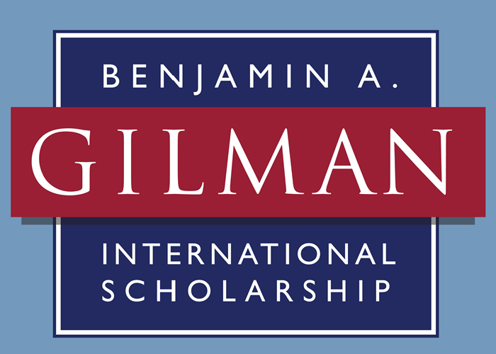 CSI student Ain Richardson recently received a Benjamin A. Gilman Scholarship to study in China.
