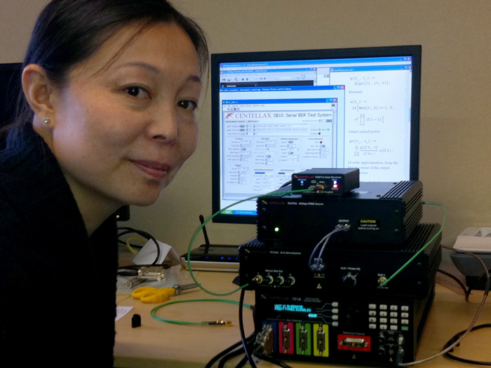 The College's Dr. Xin Jiang recently received a $210K grant from the National Science Foundation.