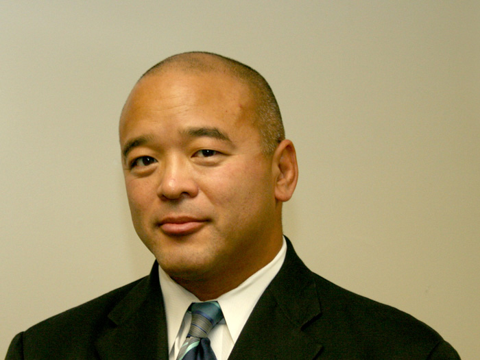Kenichi Iwama, Esq. is the new Director of Compliance and Diversity at the College of Staten Island.
