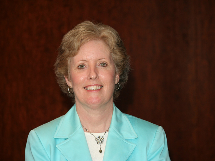 Ms. Mary Beth Reilly is the new Assistant Vice President of Enrollment Management at the College.