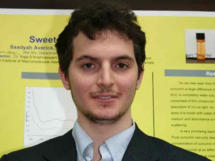 CSI student Saadyah Averick has chosen to pursue graduate studies at Carnegie Mellon University.