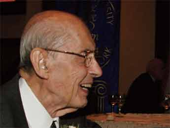 CSI mourns the death of New York State Senator John J. Marchi, a staunch friend of the College.