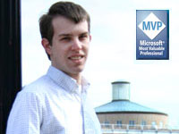 Jonathan Maltz, a CSI Computer Science major was named a Microsoft Most Valuable Professional (MVP).