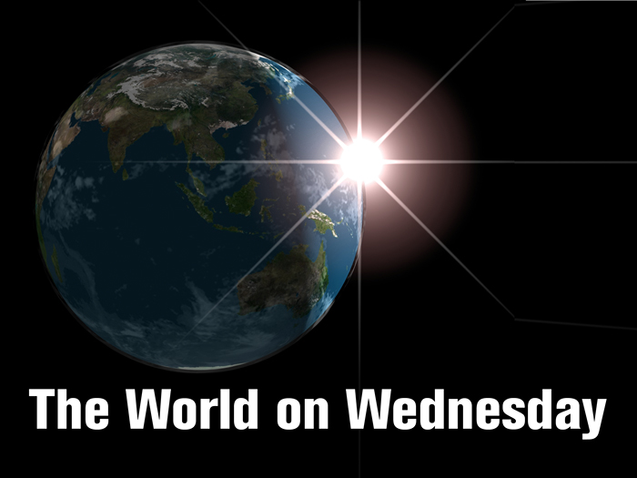 The World on Wednesday series at CSI offers a wide variety of interesting lectures this semester.